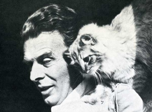 Aldous Huxley and Friend